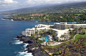 Отель Sheraton Kona Resort & Spa на острове Гавайи