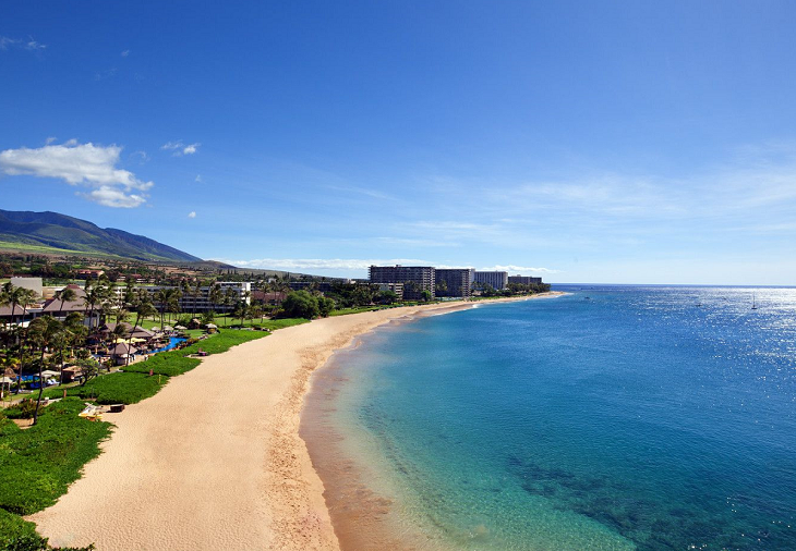 Отель Sheraton Maui Resort & Spa на острове Мауи на Гавайских островах