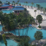 Отель Sheraton Nassau Beach Resort в Нассау на Багамских Островах